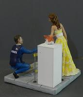 statuine sposi torta matrimonio personalizzate cake topper originali orme magiche