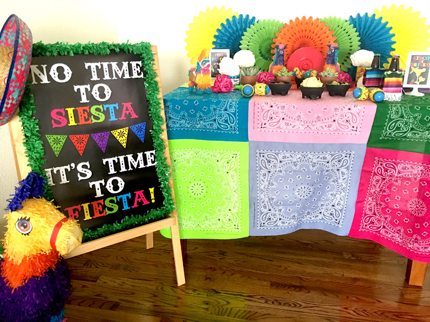bellagrey designs cinco de mayo fiesta party ideas