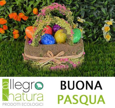 AllegroNatura augura Buona Pasqua!