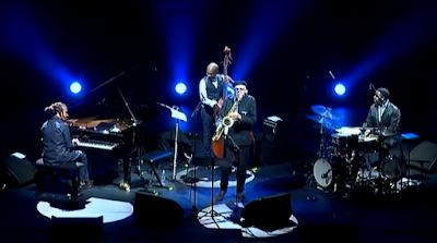 Charles Lloyd's quartet