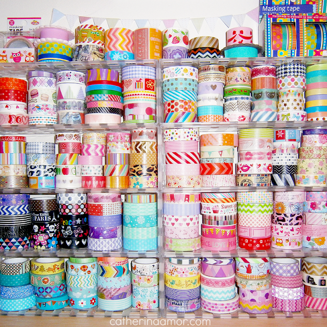 Washi Tapes Collection