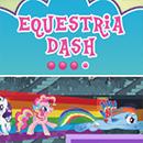 MLP Rainbow Power Equestria Dash game