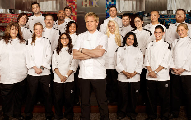 Hell's Kitchen Season 10 Contestants