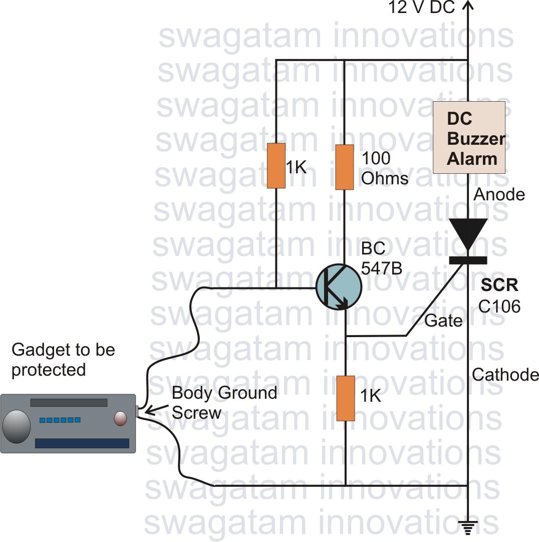scr circuits