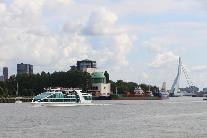 Spido Bootstour Rotterdam