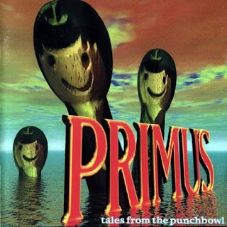 Tales from the Punchbowl is the fourth studio album by Primus, released on May 23, 1995.