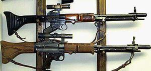 Fusil Fallschirmjägergewehr 42 (FG 42)