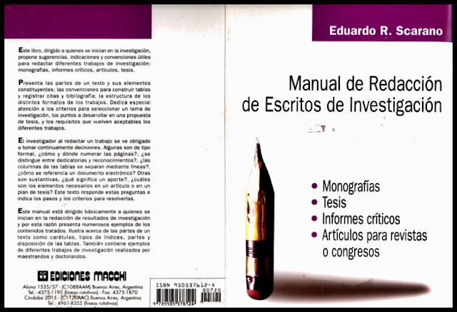 GRATIS: Manual de redacción de escritos. (para descargar)
