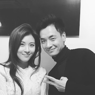 Ha Ji Won with copy_consulting in Life Risking Romance