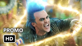 "Descendants 3 ""Hades"" Promo Trailer (HD)"