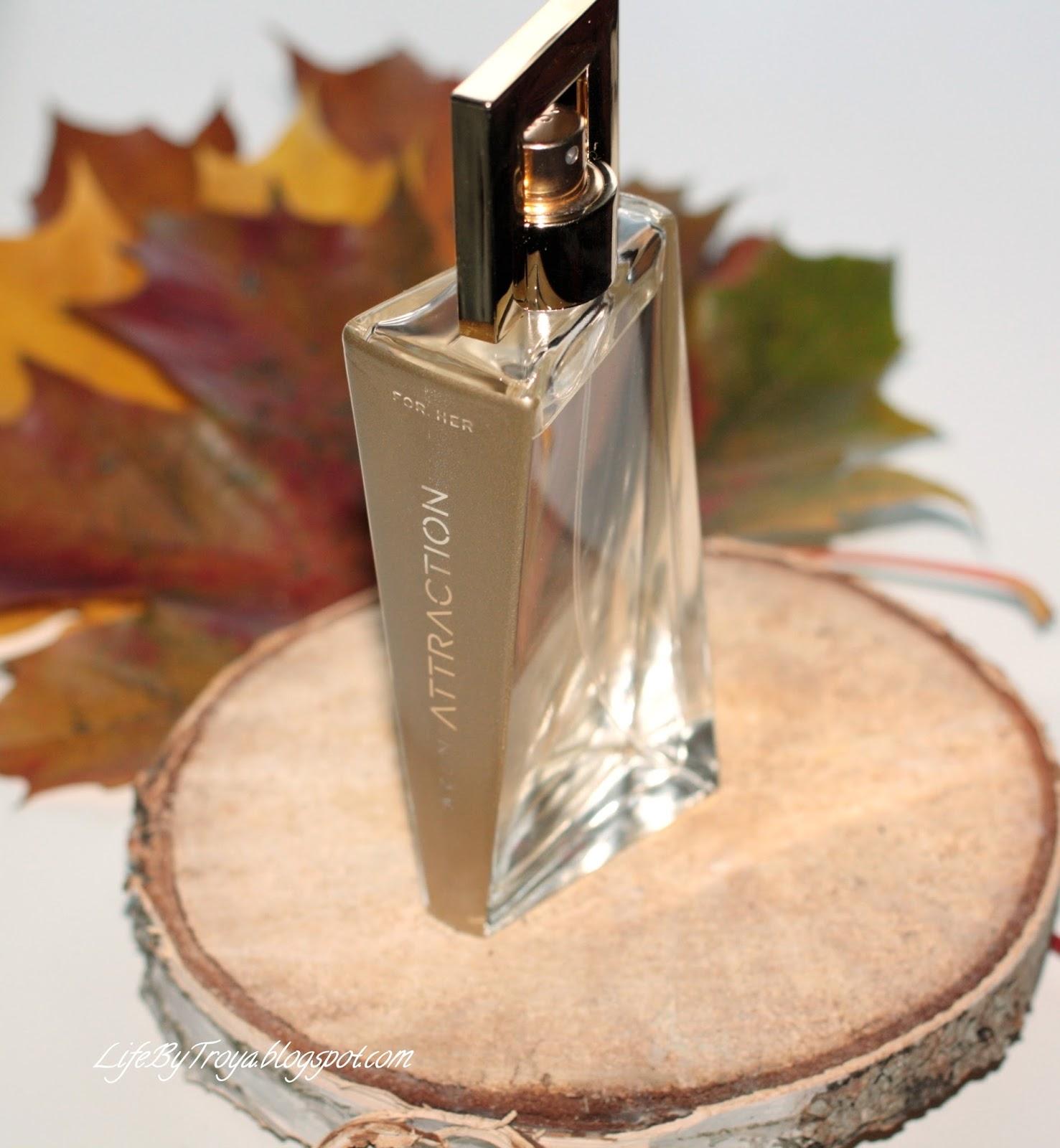 Review Avon Attraction For Her Eau De Parfum Troyas Land
