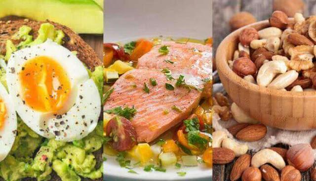 Alimentos para quemar grasa
