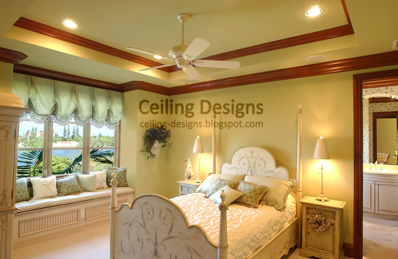 Ceiling designs - Simple ceiling design for living room ...