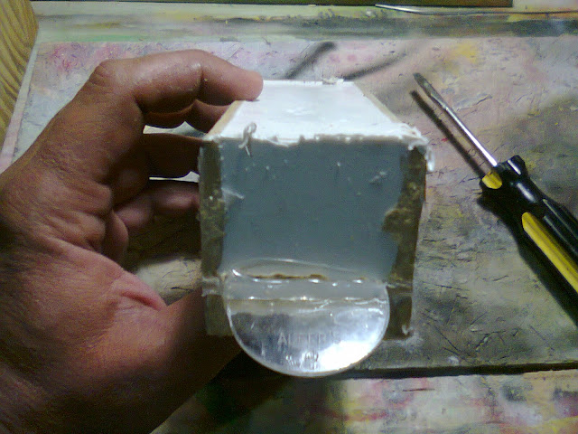 Artesanías que pescan: Clones de espuma de poliuretano por Juan ...