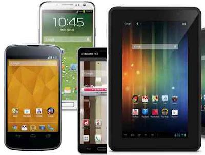 Apa Bedanya Tablet dan HP android itu?