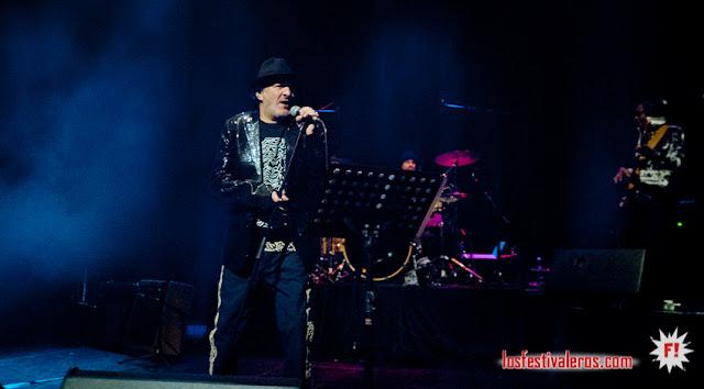 Rachid Taha, Festival Blues & Ritmes 2018, Badalona