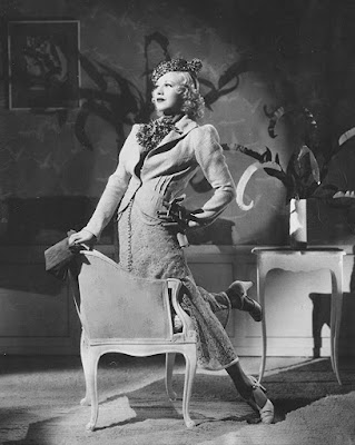 Swing Time 1936 Ginger Rogers Image 2