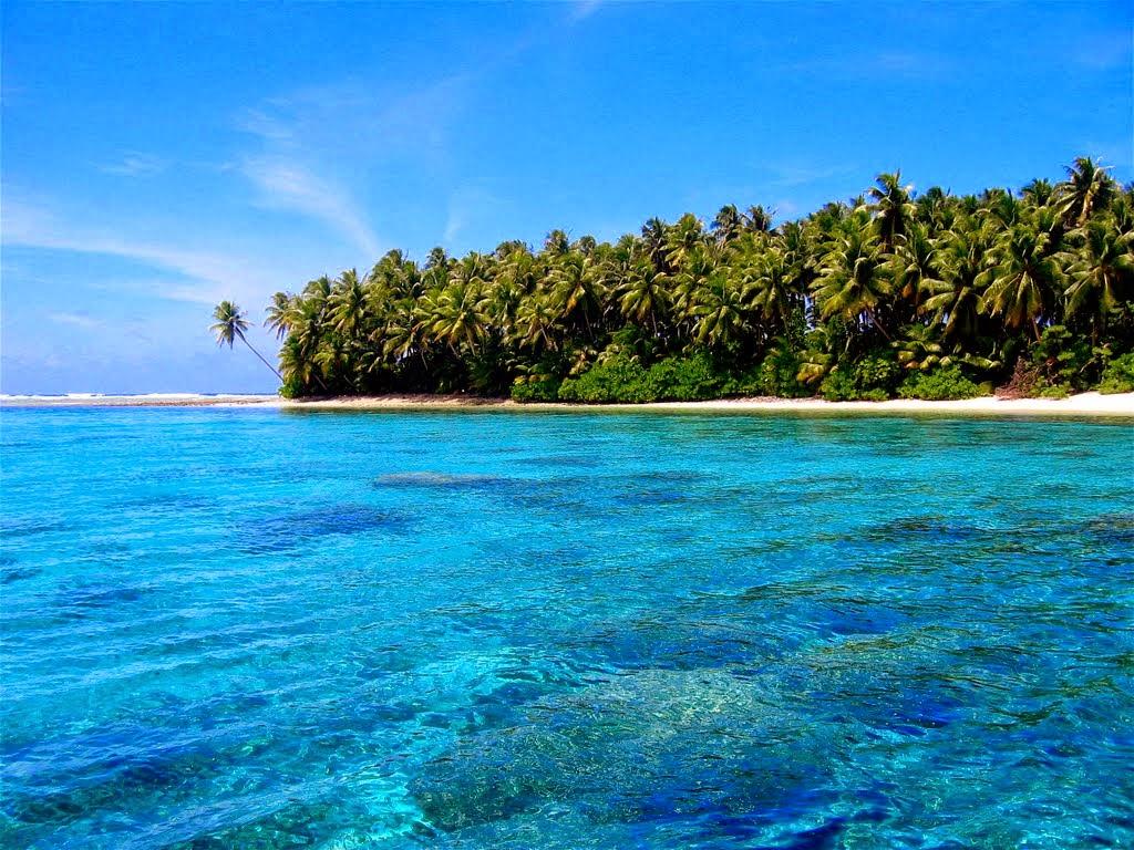 Wonderful Majuro lagoon