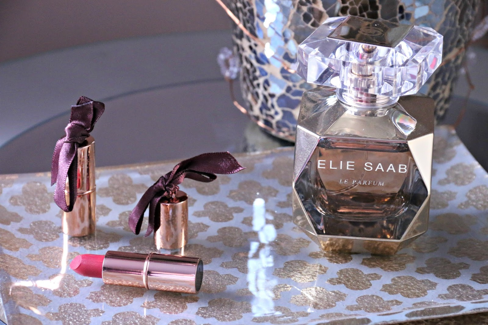 Limited Edition Elie Saab Le Parfum Eclat D'Or Perfume Review Image