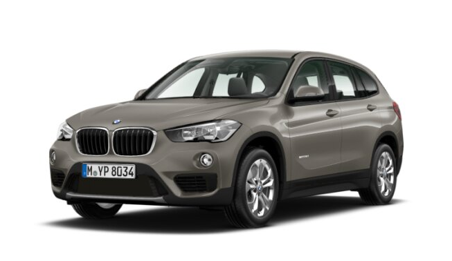 Bmw X1 2018 Couleurs Colors