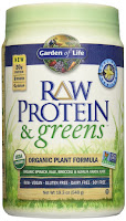 Garden of Life Protein and Greens Vanilla Review