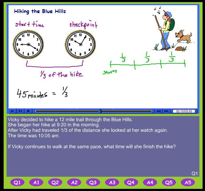 Critical thinking strategies for math