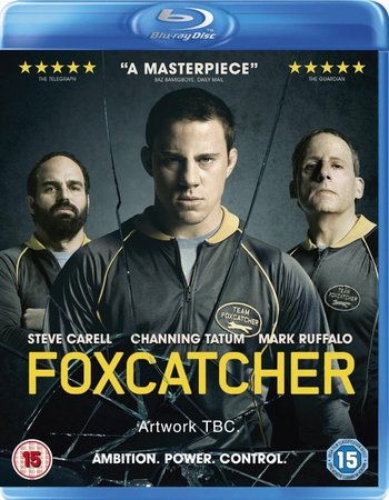 Foxcatcher (2014) Dual Audio 480p