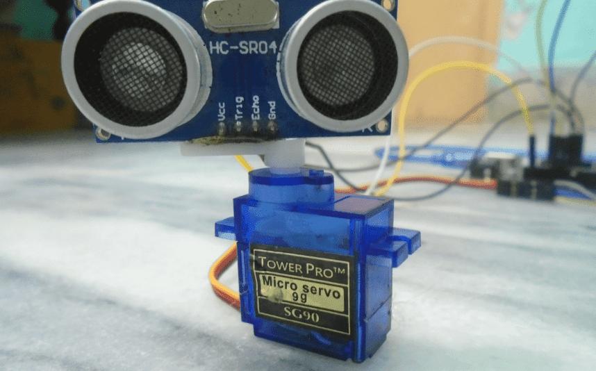 Mechatronics & Robotics: LaserScan ROS + Arduino