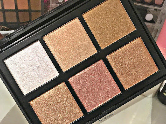 Crown Brush Bronze and Glo Palette Review