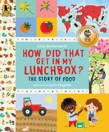 How Did That Get in My Lunchbox, part of children's book review list about fruit