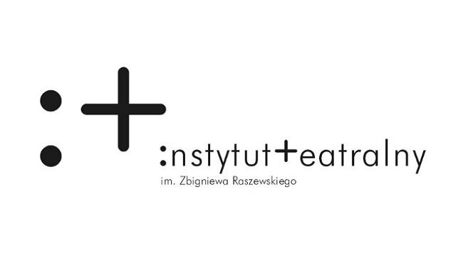 Logo Instytutu Teatralnego im. Zbigniewa Raszewskiego