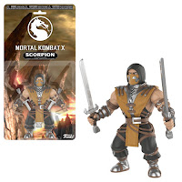 Action Figure: Mortal Kombat - Scorpion
