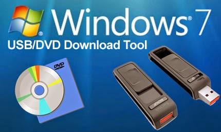 artikel kali ini saya akan postingan seputar tools untuk memburning file iso kedalam flas Unduh WIndows7 USB/DVD tools