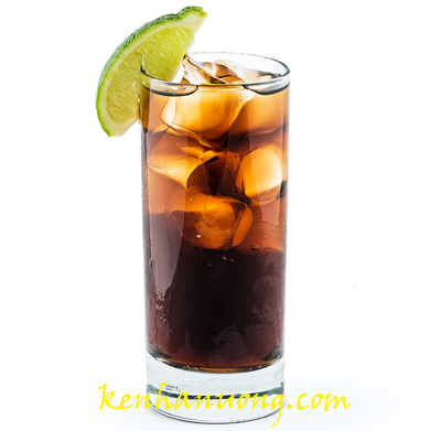 Cocktail Coca chanh