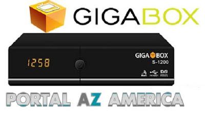 atualização Gigabox S1200 HD
