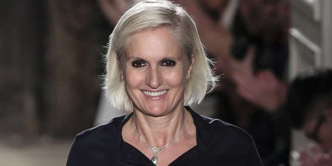 Eniwhere Fashion - News on Fashion - Maria Grazia Chiuri