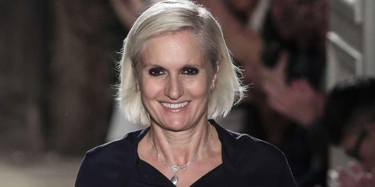 Eniwhere Fashion - News on Fashion - Maria Grazia Chiuri