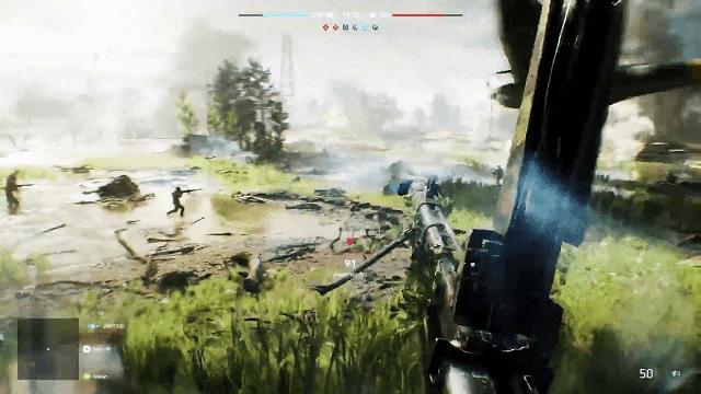 gameplay battlefield 5 sangat bagus