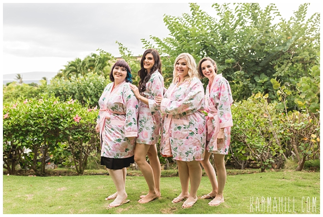Maui Bridal Prep