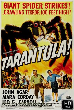 Tarantula (1955) [1080p] [Latino-Ingles] [MEGA]