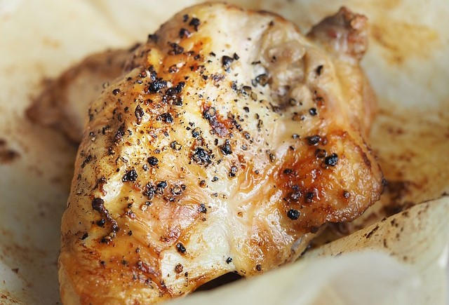 Roasted Chicken Breast was a Kimkins Staple