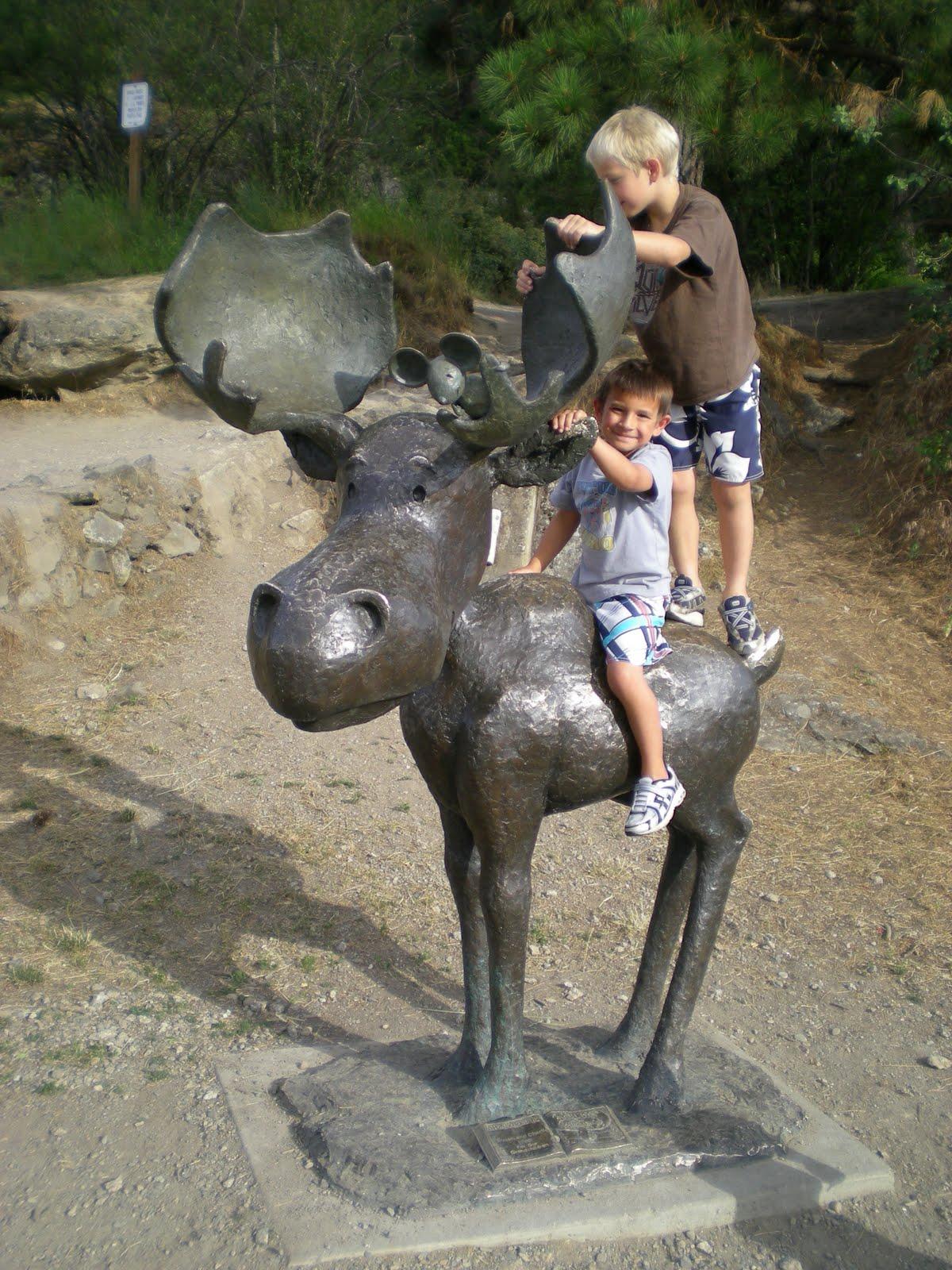 Rasmussen Adventure Co : Lucas Family Fun, Lake Coeur' d