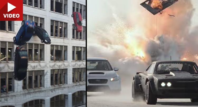 Fast & Furious 8 dự kiến sẽ có quy mô cực hoành tráng