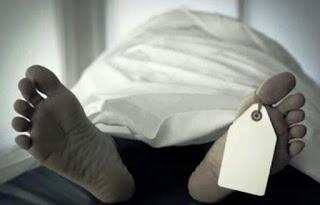 Proses Pembusukan Tubuh Manusia Setelah Kematian