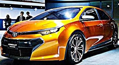 2018 Toyota Corolla Redesign