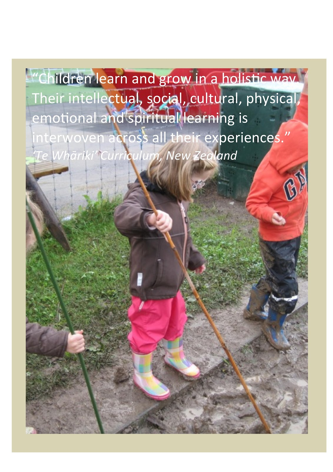Early Learning At Iszl Posters To Promote Outdoor