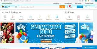 toko online terbesar di indonesia