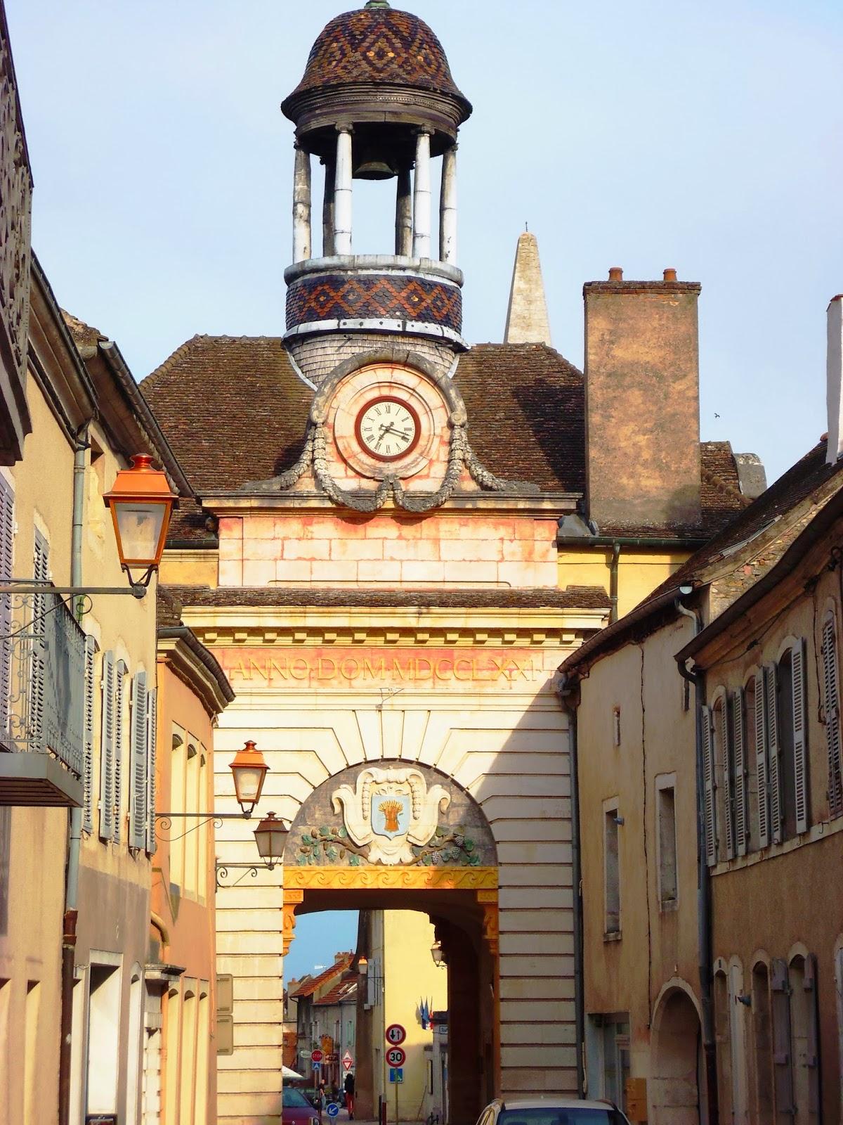 Porte - Givry