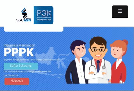 Honorer K2 yang Tak Lulus PPPK, Ada Kesempatan Ikut Tes Hingga 5 Tahun