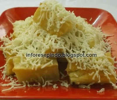 KulinerResep dan Cara Membuat Singkong Thailand Keju yang Enak dan Lembut- IdRahman